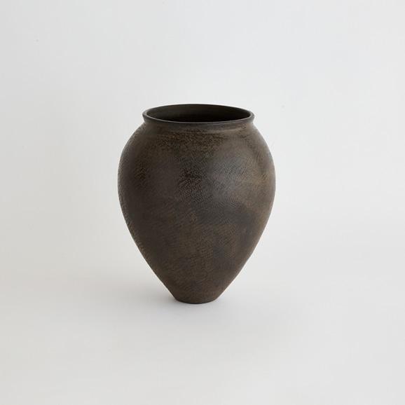【写真】熊谷幸治 研磨土器