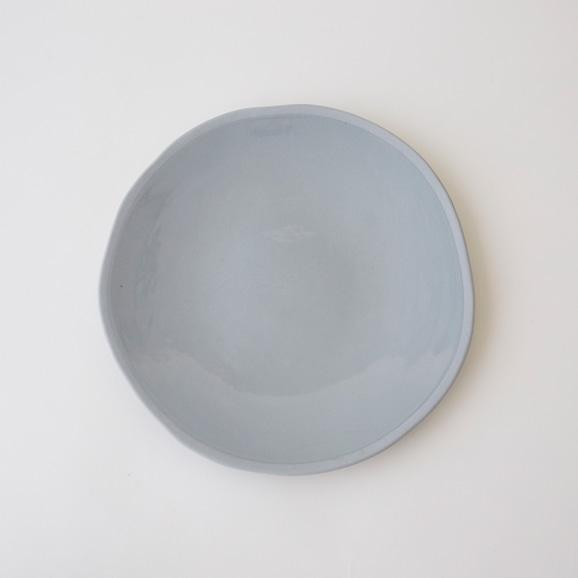 【写真】wonderable Atelier プレート M ブルーグレー