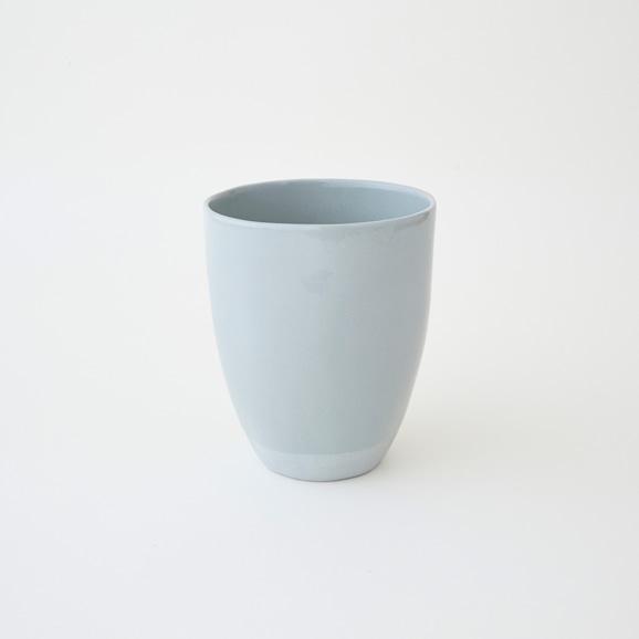 【写真】wonderable Atelier フリーカップ ブルーグレー
