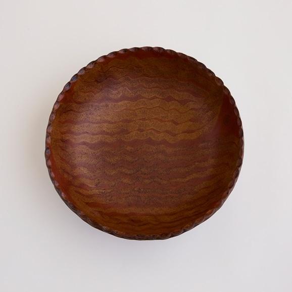 【写真】十場天伸 漆尺鉢
