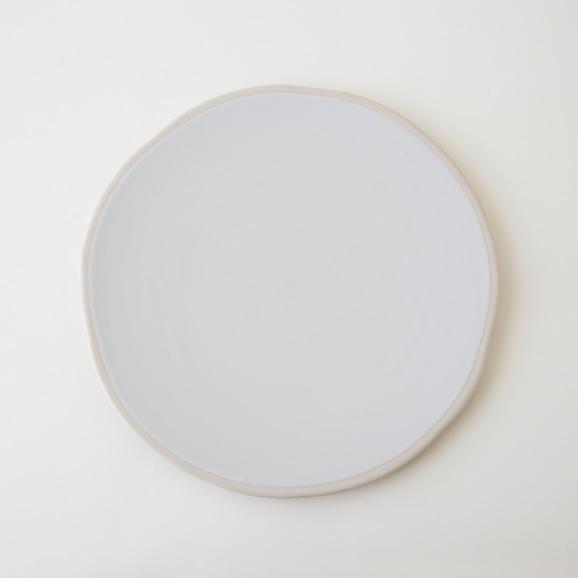 【写真】wonderable Atelier プレート L ペールブルー