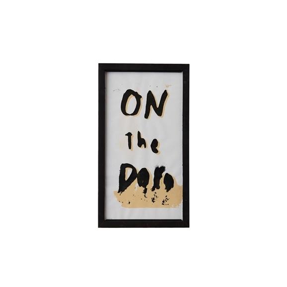 【写真】【一点物】舞木和哉 「ON The Doro」