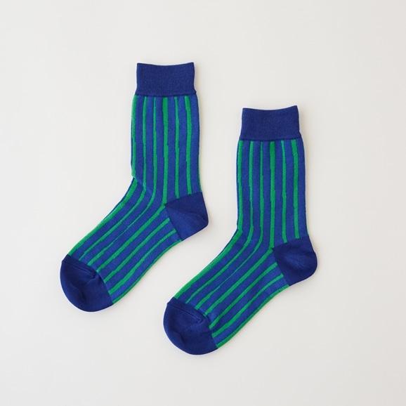 【写真】【IDEE TOKYO限定】柚木沙弥郎デザイン IDEE Daily Socks ライン M