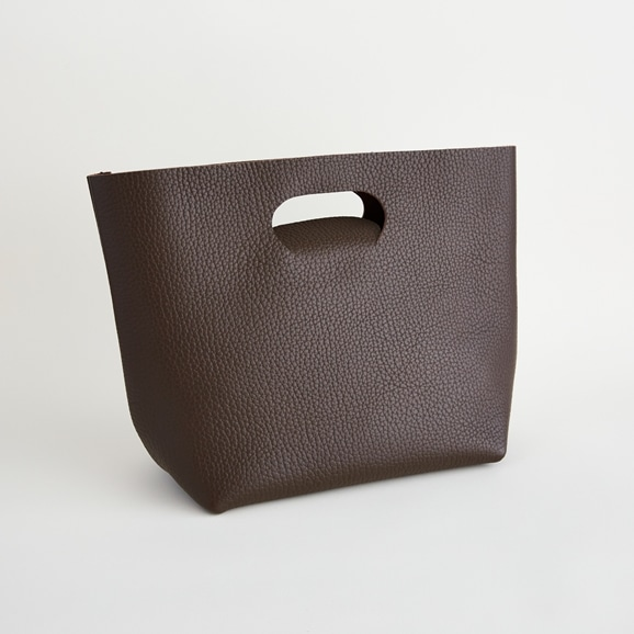 【写真】Hender Scheme not eco bag medium ダークブラウン