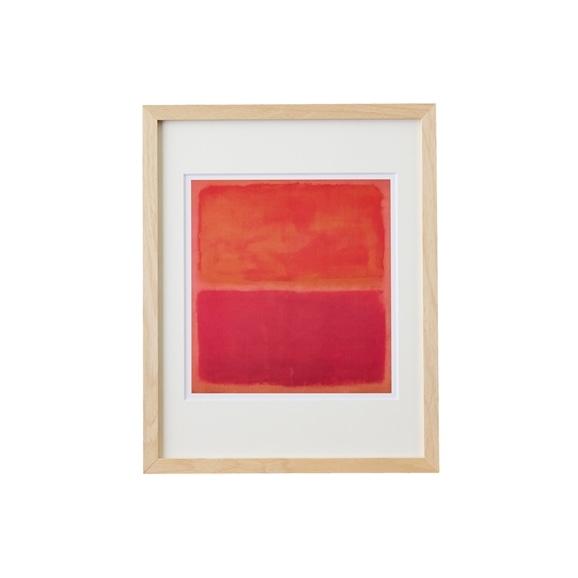 【写真】【定番品】マーク・ロスコ 「No.3,1967」