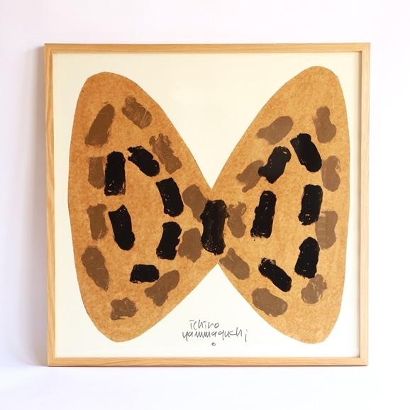 【写真】【一点物】山口一郎 「butterfly」B70714