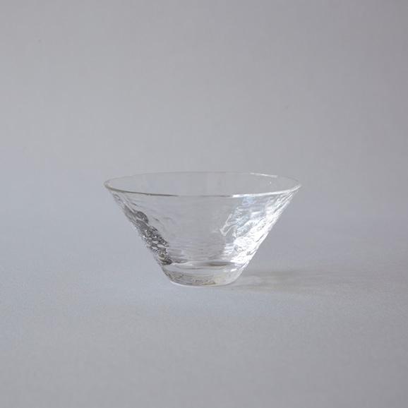 【写真】菅原工芸硝子 ガラス豆鉢 9cm