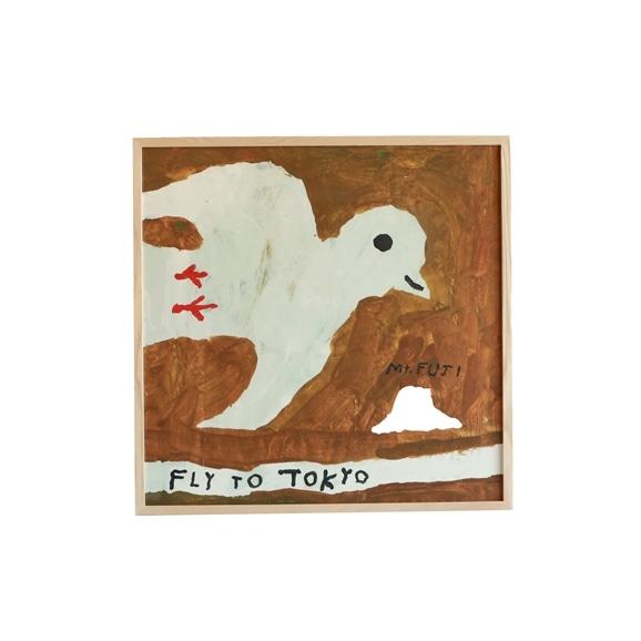 【写真】モグ・タカハシ「FLY ME TO TOKYO」#Fine Little Day