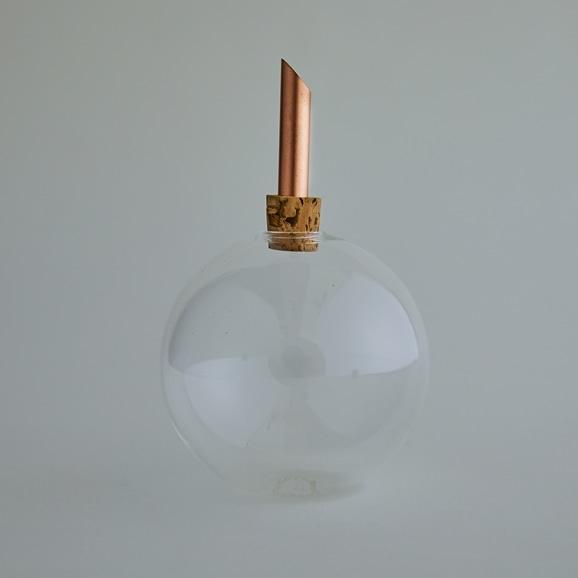 【写真】Scandinaviaform Glasilium Vase M クリア