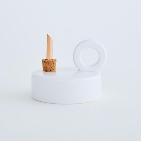 【写真】Scandinaviaform Chamber Vase ホワイト