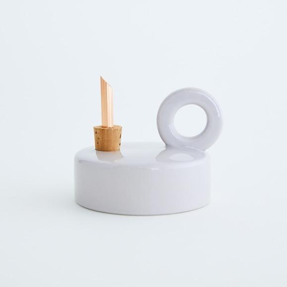 【写真】Scandinaviaform Chamber Vase グレー