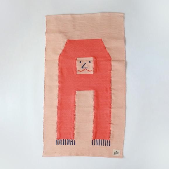 【写真】GUR Animalphabet 「A」 70×120