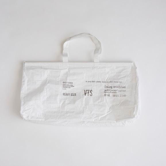 【写真】VOIRY CARRY BIG BAG ホワイト