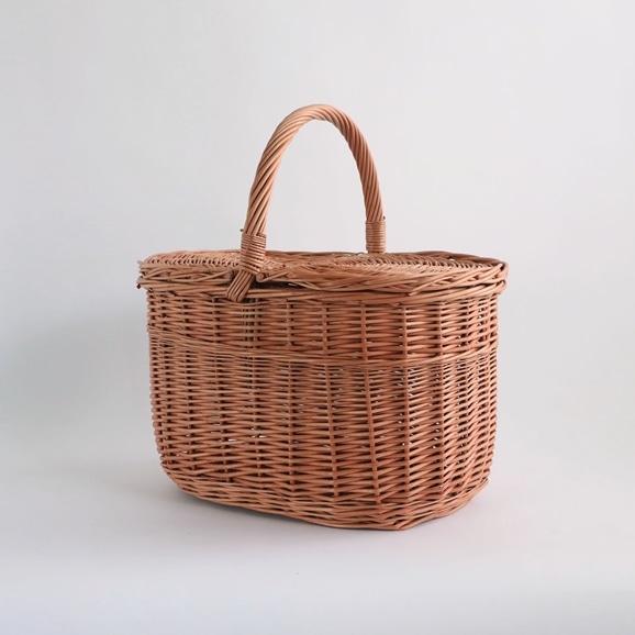 【写真】Latvian willow basket L