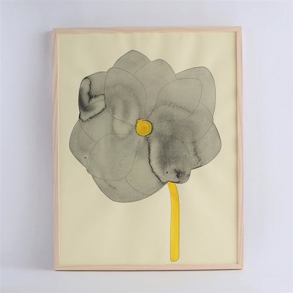 【写真】【一点物】有瀬龍介 「Flower 1」#THEME ART