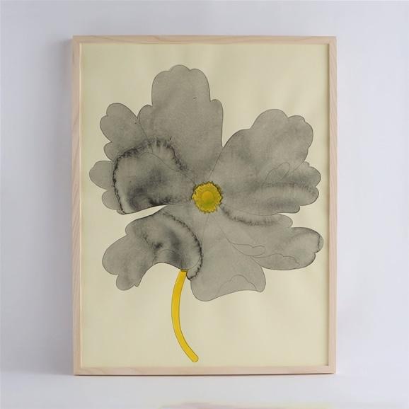 【写真】【一点物】有瀬龍介 「Flower 3」#THEME ART