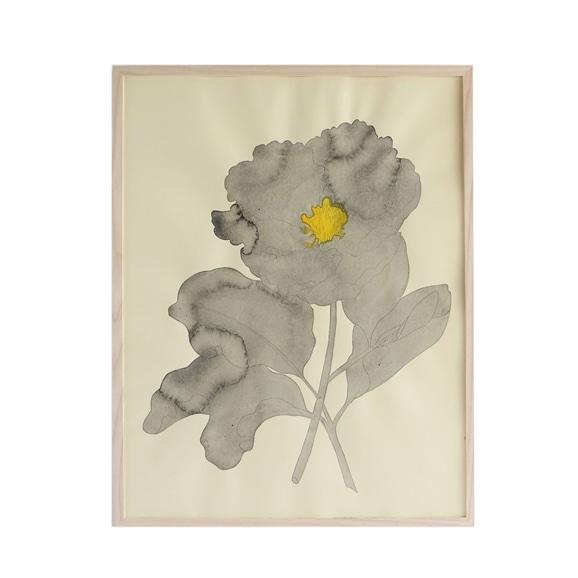 【写真】【一点物】有瀬龍介 「Flower 4」#THEME ART