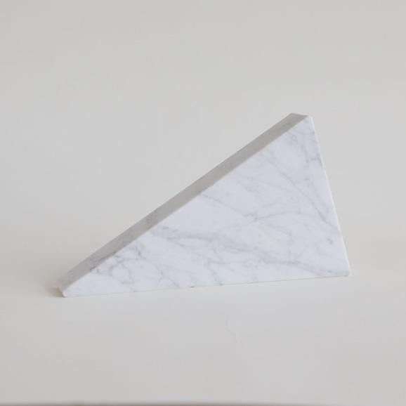【写真】【一点物】外山翔 「Marble triangle」