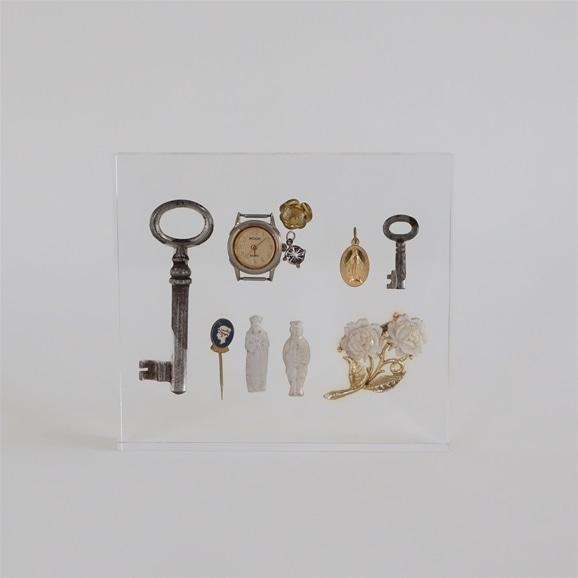 【写真】【一点物】外山翔 「Acrylic object (antiques)」