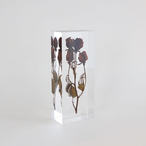 【写真】【一点物】外山翔 「Acrylic dryflower  01」