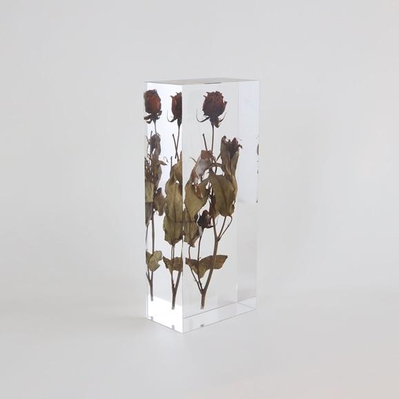 【写真】【一点物】外山翔 「Acrylic dryflower  02」