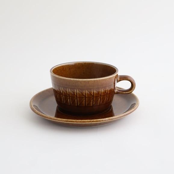 【写真】北欧Vintage RORSTRAND Kansas cup&saucer