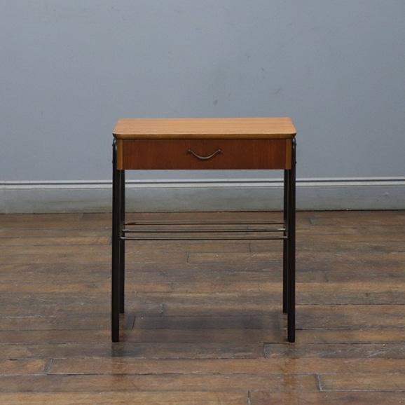 【写真】【ヴィンテージ家具】Vintage side table