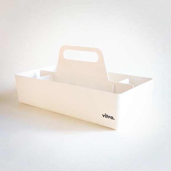 【写真】Vitra. TOOL BOX ホワイト