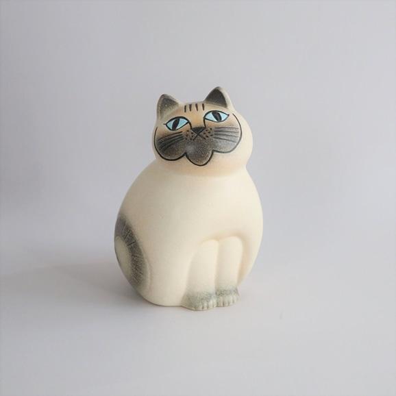 【写真】【定番品】Lisa Larson Cat Grey Medium