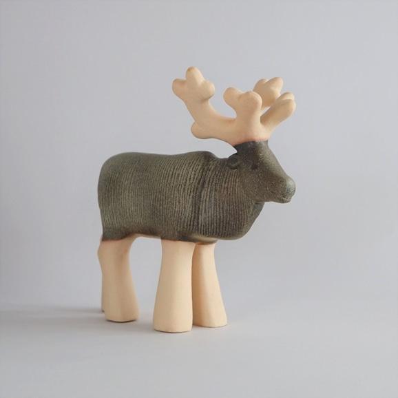 【写真】【定番品】Lisa Larson Reindeer Medium