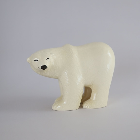 【写真】【定番品】Lisa Larson Polar bear Medium