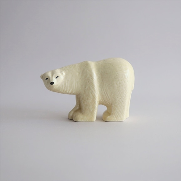 【写真】【定番品】Lisa Larson Polar bear Mini