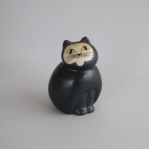 【写真】【定番品】Lisa Larson Cat Black Medium