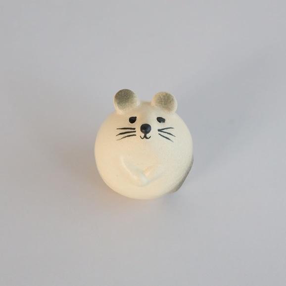 【写真】【定番品】Lisa Larson Mouse White