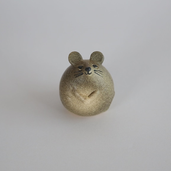 【写真】【定番品】Lisa Larson Mouse Gray