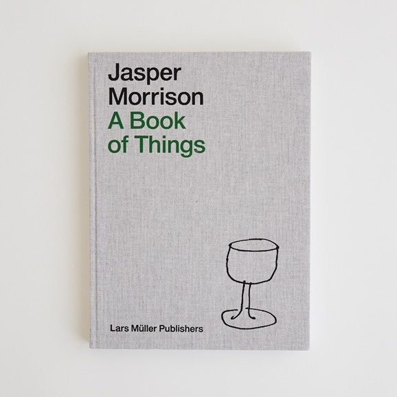 【写真】Jasper Morrison 「A Book of Things」