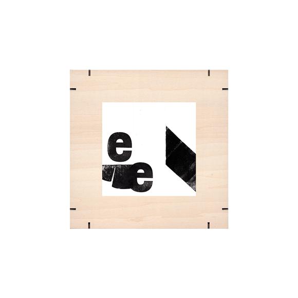 【写真】【一点物】Paper Parade Printing 「e」