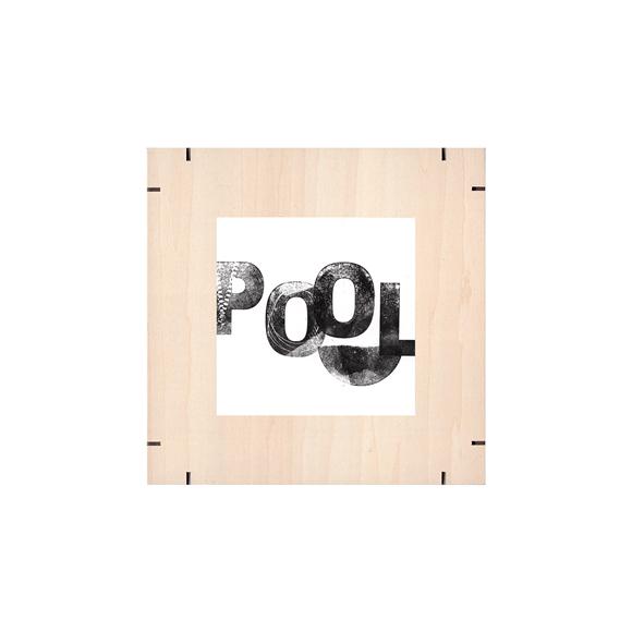 【写真】【一点物】Paper Parade Printing 「Pool」