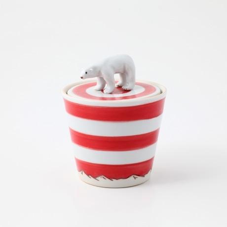 【写真】30★AMETSUCHI シロクマの箱 M