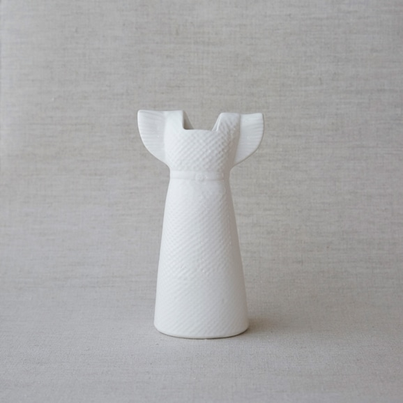 【写真】【定番品】Lisa Larson Vases Dress white