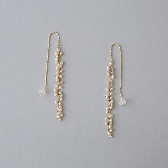 【写真】asumi bijoux asada pearl pierce