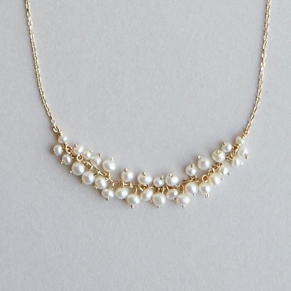 【写真】asumi bijoux asada pearl necklace
