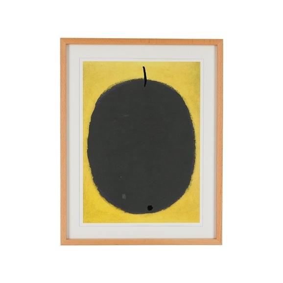 【写真】【定番品】パウル・クレー 「Fruit negre,1934」
