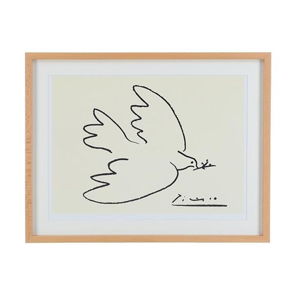 【写真】【定番品】パブロ・ピカソ 「Dove of Peace」