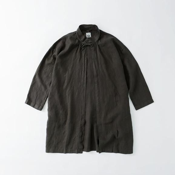 【写真】【Archive】POOL いろいろの服 コート チャコール