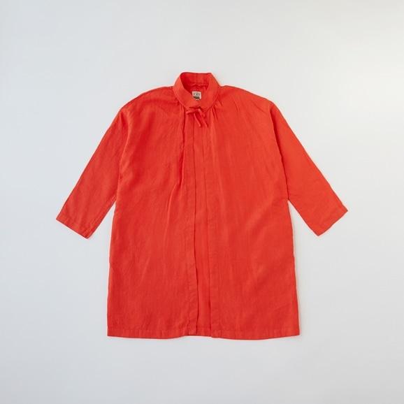 【写真】【Archive】POOL いろいろの服 コート ヴィヴィッドレッド
