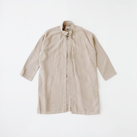 【写真】【Archive】POOL いろいろの服 コート ベージュ