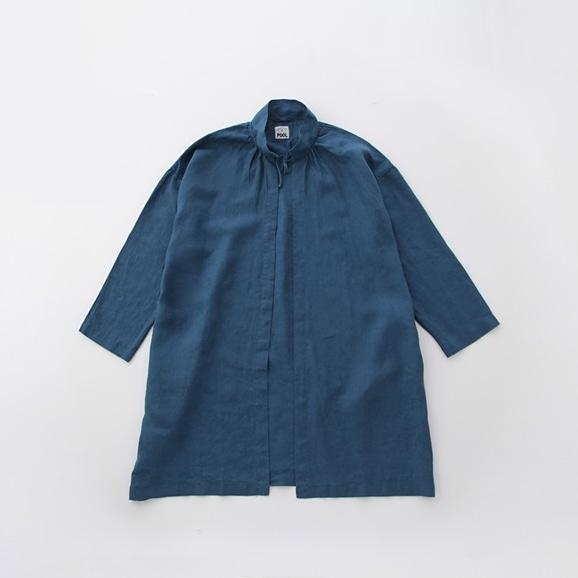 【写真】POOL いろいろの服 コート ブルー【COAT COLLECTION】