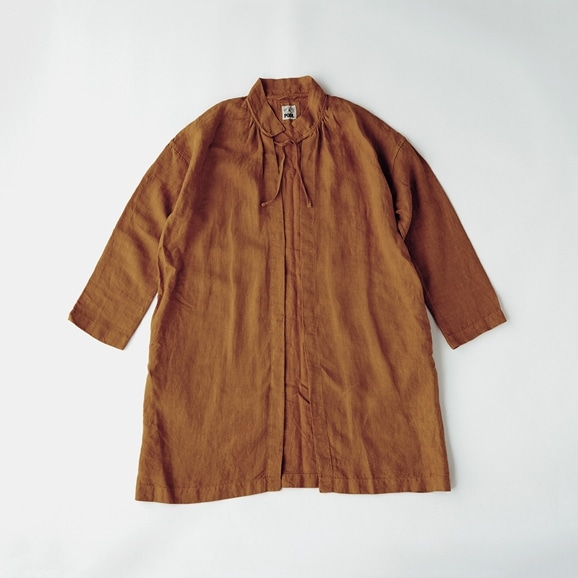 【写真】【Archive】POOL いろいろの服 コート ブラウン