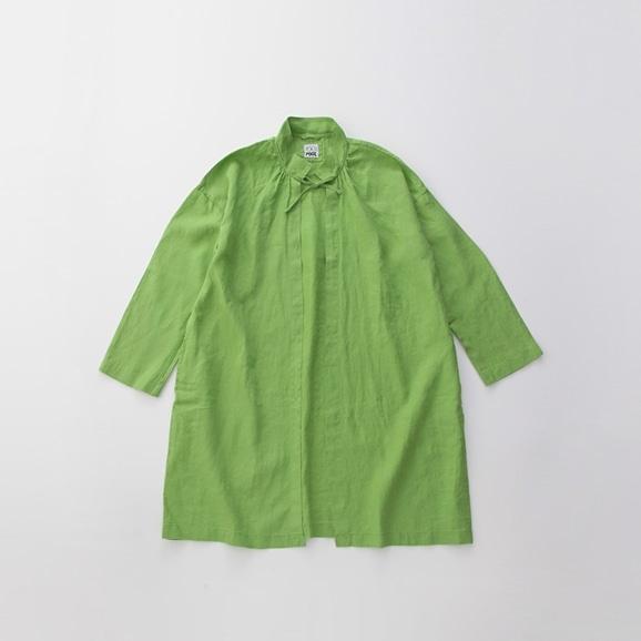 【写真】【Archive】POOL いろいろの服 コート ライムグリーン